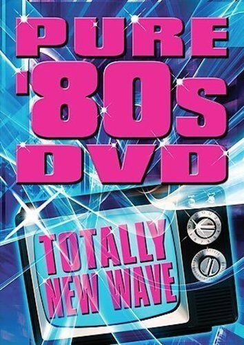 Pure 80's Totally New Wave New DVD