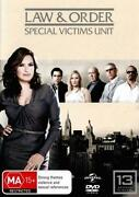 Law and Order SVU Season 13