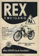 Rex Moped