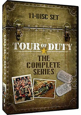Tour Of Duty  The Complete Series   Seasons 1 3  Dvd