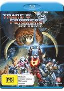 Transformers Blu Ray