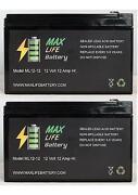 Shoprider Battery