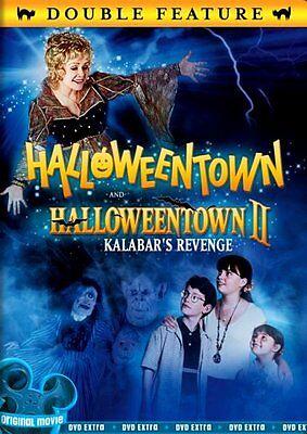 Disney Halloweentown I & II Movie 1 and 2 Double Feature Halloween Movies on - Disney Halloweentown Movies