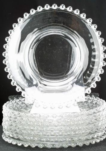 Candlewick Plate Ebay
