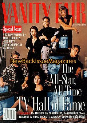 Vanity Fair 12/95,Friends Cast,December 1995,NEW
