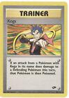 Nintendo Gym Challenge Rare Pokémon Individual Cards