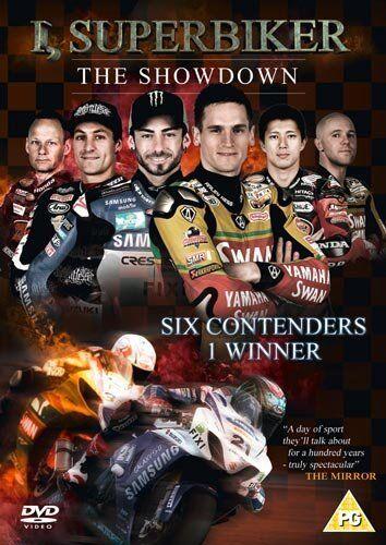 I, Superbiker  2 - The Showdown – Superbike Documentary (R4 DVD) New & Sealed