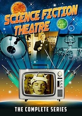 Science Fiction Theatre: The Complete Series [New DVD] Boxed Set, Full Frame