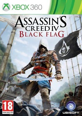 Assassin's Creed IV: Black Flag (Xbox 360) - Game  66VG The Cheap Fast Free Post