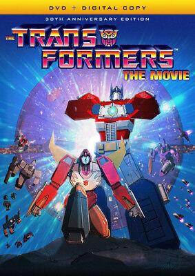 The Transformers: The Movie (30Th Anniversary Edition) [New DVD] Anniversary E
