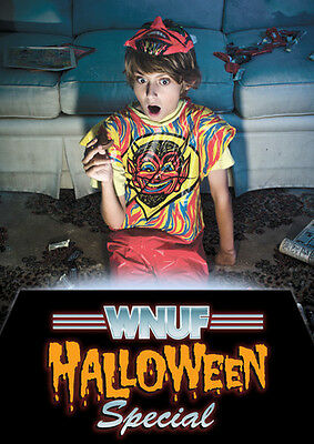Wnuf Halloween Special: Infamous Broadcast (2017, DVD NEUF) - Halloween Movie Specials 2017