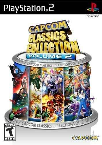 $8.00 - 20 PS2 GAMES CAPCOM CLASSICS COLLECTION 2 w/ SF II NEW