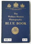 Wallace Heaton Blue Book