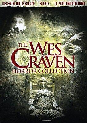 llection [2 Discs] [$5 Halloween Candy Ca (REGION 1 DVD New) (Wes Craven Halloween)
