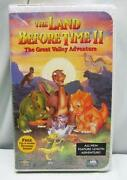 The Land Before Time II VHS