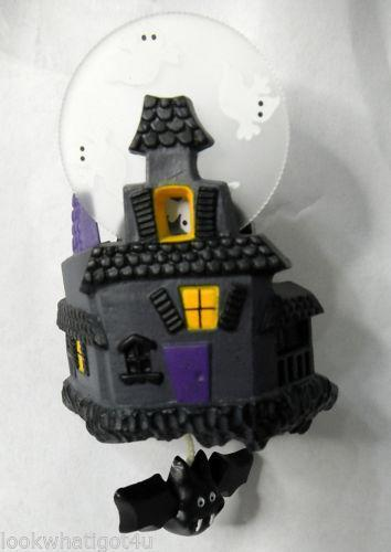 Hallmark Halloween House Ebay