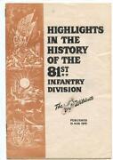 Division History