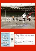 1966 World Cup England Signed