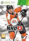 Microsoft Xbox 360 NHL 13 Video Games