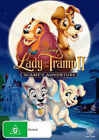 Lady and the Tramp DVDs