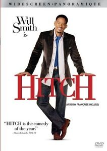 Hitch/Will Smith film Dvd-Good condition + bonus dvd