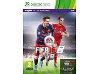 FIFA 16 for X box 360