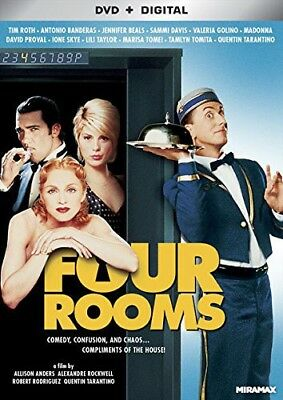 Four Rooms [New DVD]