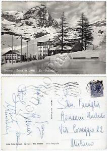Cartolina-di-Breuil-Cervinia-Valtournenche-pista-pattinaggio-Aosta