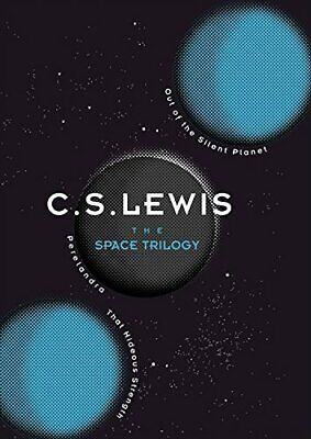 The Space Trilogy New Hardcover Book