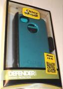 iPhone 4 Otterbox Defender Teal