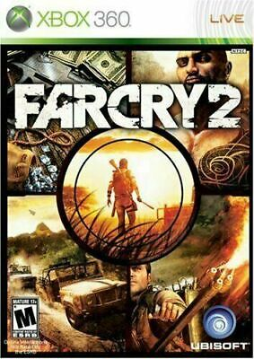 Far Cry 2 [Xbox 360] Very Good Condition!