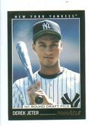 1993 Pinnacle Derek Jeter