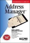 Address Book Software