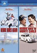 Herbie Goes to Monte Carlo DVD