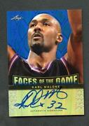 Karl Malone Basketball Card