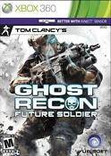 Ghost Recon Future Soldier Xbox 360
