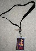 Hard Rock Cafe Lanyard