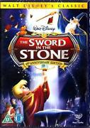 Sword in The Stone DVD