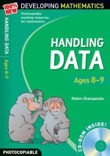 Handling Data: Ages 8-9   by Helen Glasspoole      - School or Home Education
