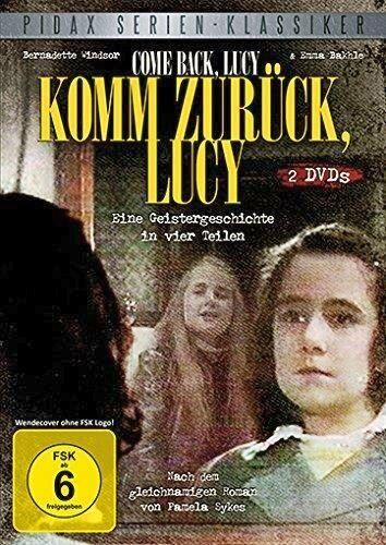 COME BACK, LUCY (1978 Emma Bakhle) 2 disc set -  DVD - PAL Region 2 sealed
