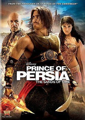 Prince of Persia: The Sands of Time DVD