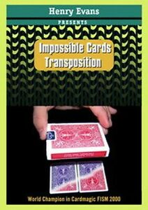 IMPOSSIBLE-CARDS-TRANSPOSITION-Close-Up-Magic-Trick