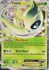 Pokemon Card Celebi EX