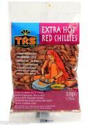 Chili Getrocknet