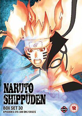 Naruto Shippuden Box 30 (Episodes 375-387) [DVD][Region 2] for sale  Shipping to Canada