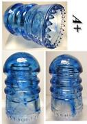 Cobalt Blue Insulator
