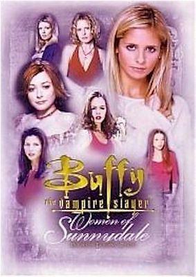 Buffy  The Women Of Sunnydale   Basic/Base Set OF 90 CARDS
