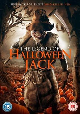 The Legend of Halloween Jack - New DVD / Free Delivery - Horror ()