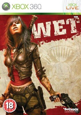 WET (Xbox 360) - Game  GSVG The Cheap Fast Free Post