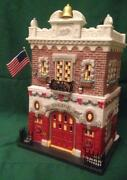 Dept 56 Fire Station